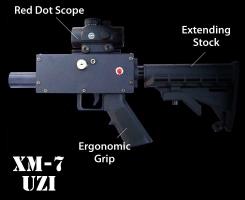 XM-7 Uzi (soon)